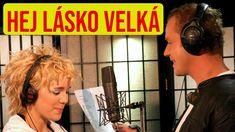 Lucie Vondráčková a Filip Blažek - Hej Lásko Velká 2005 Videoklip HD Itunes, Music Videos, Youtube, Instagram, Musik, Youtubers, Youtube Movies
