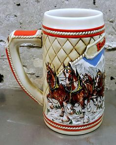 Check out this item in my Etsy shop https://www.etsy.com/listing/465353857/vintage-1985-budweiser-anheuser-busch