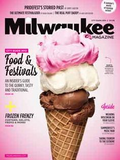 Milwaukee Magazine City Guide 2012