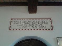 Trattoria Ardenga - la mia preferita...anche perchè vicinissima all'outlet di Fidenza.