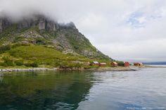 Little Island near Bodo, Nordland, Norway