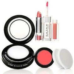 Skinn Cosmetics Three-Piece Plasma Flawless Finish™ & Color Set w/ Two Extra Sponges