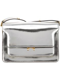 MARNI - metallic shoulder bag