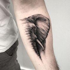 Elephant tattoo piece #tattoo #elephant #elephanttattoo #elephants #tattoos #animaltattoo #animalkingdom #pin