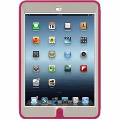 OtterBox Defender Series Case for iPad mini - Blushed - White/Pink. Price: 	$54.99