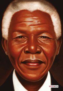 NELSON, Kadir. Nelson Mandela. Steinkis, 2013.