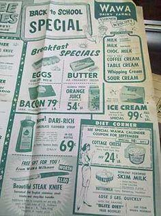 vintage supermarket coupons - Google 검색