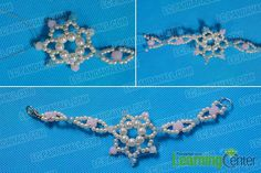 Wanna own a beaded ring bracelet? This tutorial will show you how to make a beaded slave bracelet, hope you will like it.