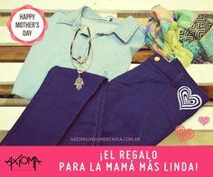 #moda #blue #DíaDeLaMadre