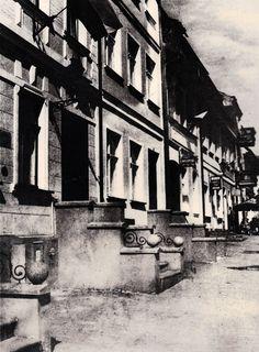 A little street in Gniew