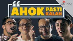 AHOK PASTI KALAH! #JakartaButuhAhok #JakartaNeedAhok