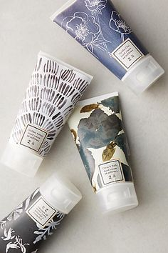 Winter Blooms Hand Cream - anthropologie.com