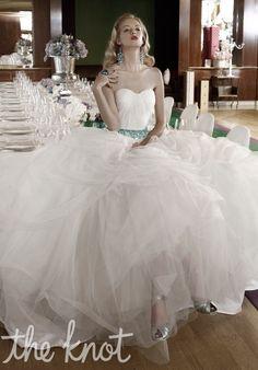 Robe de mariée princ