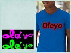 Camiseta Oleyo  ,,,,,,,,14€    ¡ que guapo chico!