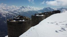 Monte Chaberton, di nuovo italiano!!….per 10 minuti