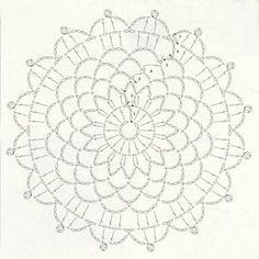 Anabelia craft design: 15 minutes made crochet doilies, free pattern Crochet Dreamcatcher Pattern Free, Crochet Snowflake Pattern, Crochet Doily Diagram, Crochet Doily Patterns, Crochet Snowflakes, Crochet Art, Crochet Round, Crochet Home, Love Crochet
