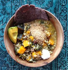 Ayurvedic recipes - includes ones to help handle seasonal allergies