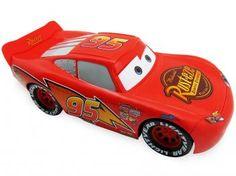 Carro Disney Relâmpago McQueen - Toyng
