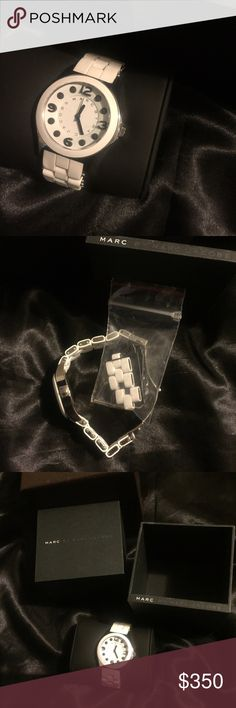 💯 AUTHENTIC MARC JACOB New, all links there. Marc Jacobs Accessories Watches