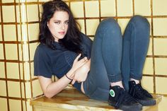 Kristen Stewart new/old portraits