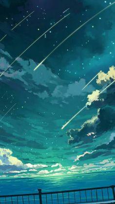 Pin by christianiela arrah hernandez on anime Wallpaper Animes, Pop Art Wallpaper, Anime Scenery Wallpaper, Animes Wallpapers, Galaxy Wallpaper, Wallpaper Backgrounds, Fantasy Art Landscapes, Fantasy Landscape, Landscape Art