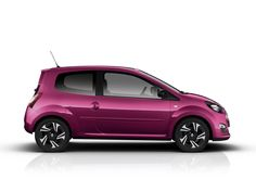 Renault Twingo (2012) - Side View