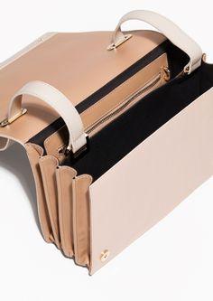 & Other Stories | Pleated Shoulder Bag
