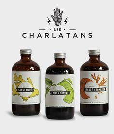 Illustrated Elixir Labels : medicine bottle syrup