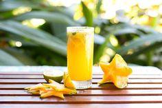 Os 14 Benefícios da Vitamina de Carambola Para Saúde