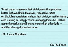 Overly Strict Parents: Problems and Consequences
