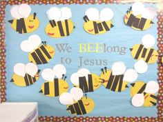 We Beelong to Jesus!