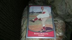 90 baseball legend robin Roberts