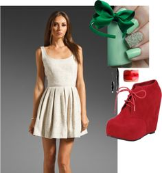 """""""Christmas Party!"""" by tayzalo on Polyvore"""