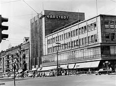 Kaufhaus Karstadt am Hermannplatz,Berlin 1960