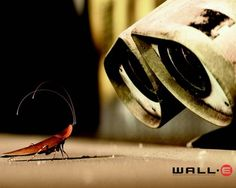 I think wall-e is storytelling excellence because it manages to pull emotion from the viewer without much real dialogue or words, but lots of personality and character just from facial expressions.