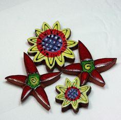 Spring Flower Theme Pack | Santa Theresa Tile Works