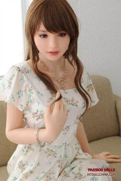 Pretty real life-sized doll. http://hitdollchina.com