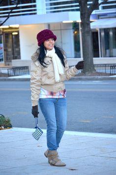 Outfit Simple, pero Abrigador  #styleblogger #fashion #fashionideas #look #mystyle