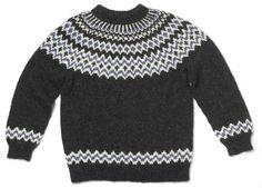 Strik en sweater mage til Bonderøvens - Strik til ham - Håndarbejde og strikkeopskrifter - Familie Journal