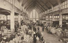Grossmarkthalle #München, built in 1912 #Geschichte #Historie #Bayern