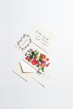 Wildflower Invitation Suite