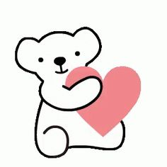 The perfect Cute Bear Hearts Animated GIF for your conversation. Discover and Share the best GIFs on Tenor. Cute Cartoon Images, Cute Images, Cute Pictures, Love Heart Gif, Love You Gif, Gif Lindos, Bear Gif, Gifs, I Love You Forever