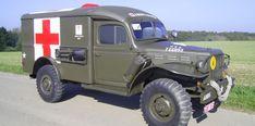 FleetMasters - 1943 Dodge WC-54 Ambulance