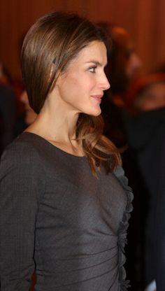 Princess Letizia of Spain attends 'FITUR' International Tourism Fair opening.