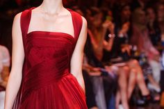 Dream Valentine's Day Dresses from the Runway - Runway Dresses We Wish We Could Wear for Valentine's Day - Photos