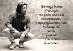 Brad Pitt - Chanel n. 5