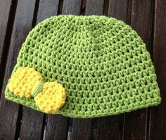 Babymütze von Woll-Art auf DaWanda.com