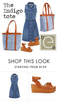 """""""SHOP - eba totes"""" by ladymargaret ❤ liked on Polyvore featuring Bebe, prAna and Isabel Marant"""