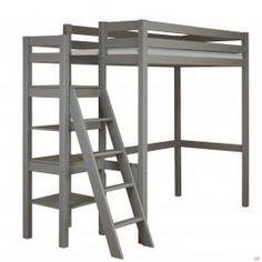 1000 images about chambre des enfants on pinterest lit - Construire lit mezzanine ...