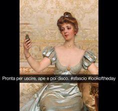 Se i quadri potessero parlare: l'ironia su Instagram